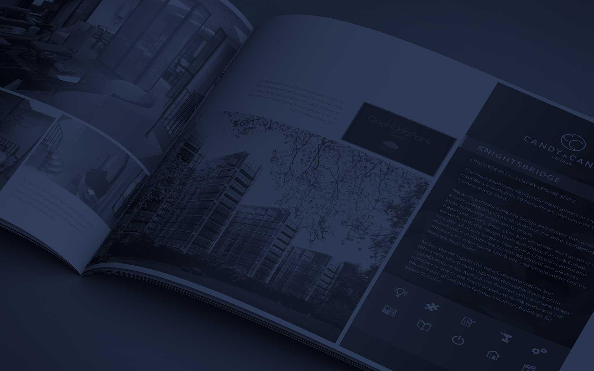 BROCHURE &#038; PRINT DESIGN <br>FOR START-UPS &#038; SMEs